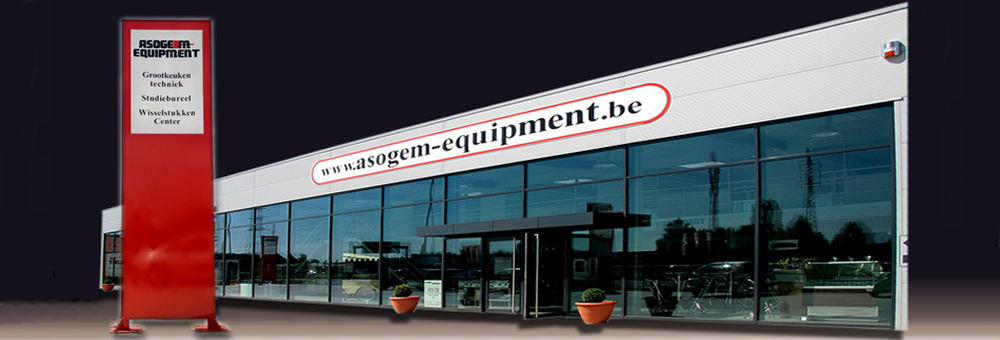 Asogem - Equipment  grootkeukens