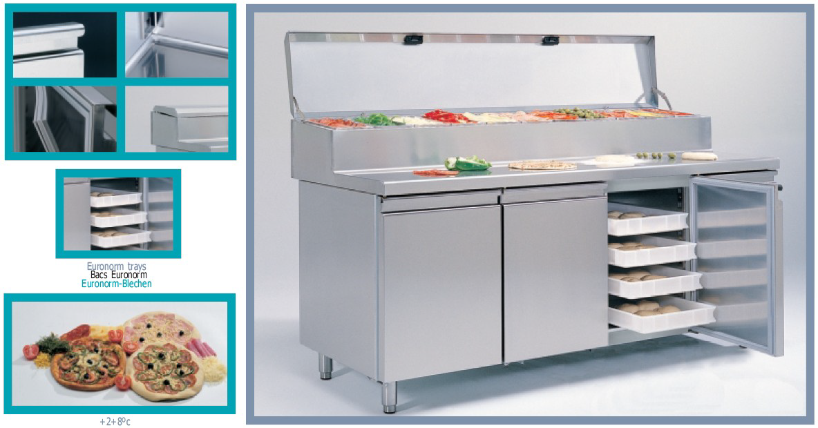 mareno Refrigerated Table Standard